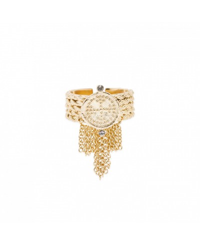 Bague Odyssee Gold