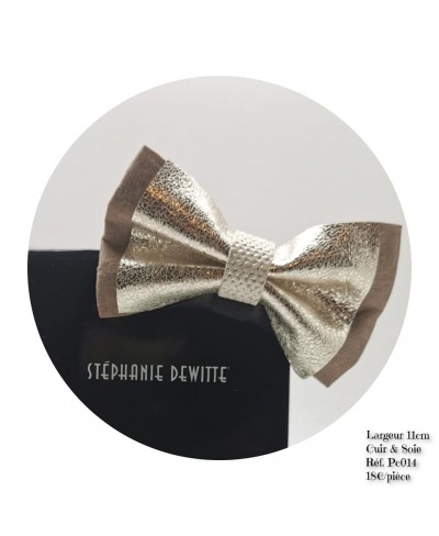 Pince noeud papillon - Stéphanie Dewitte